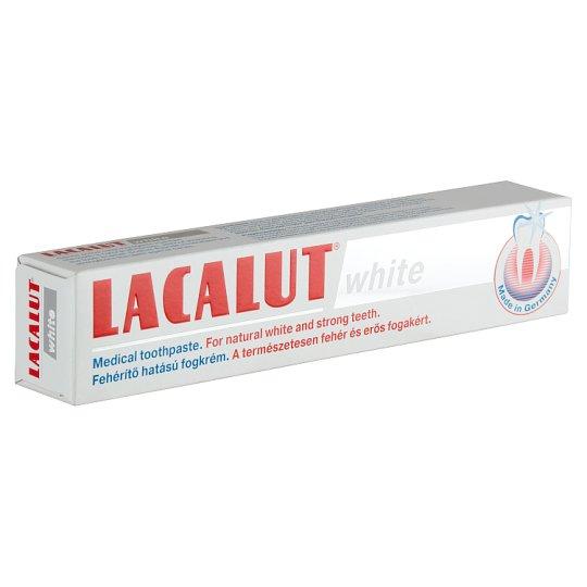 Lacalut White Toothpaste 75 ml