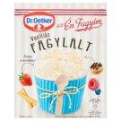 Dr. Oetker vaníliás fagylaltpor 82 g