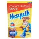 Nestlé Nesquik instant cukrozott kakaó italpor vitaminokkal és ásványi anyagokkal 1200 g