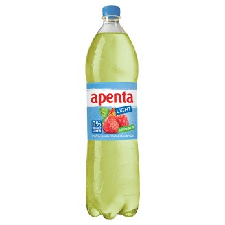 Apenta Light Cactus Fig Drink with Lightly Carbonated Mineral Water, Sweeteners 1,5 l