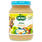 Ovko Apple with Cottage Cheese Dessert for Babies Containing Gluten 5+ Months 190 g