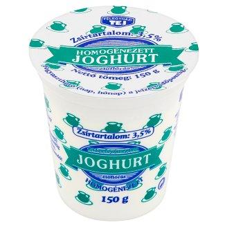 Félegyházi Tej élőflórás joghurt 150 g