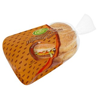 Ceres Sütő Hamburger Buns with Sesame 4 pcs 340 g