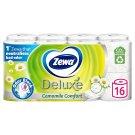 Zewa Deluxe Camomile Comfort toalettpapír 3 rétegű 16 tekercs
