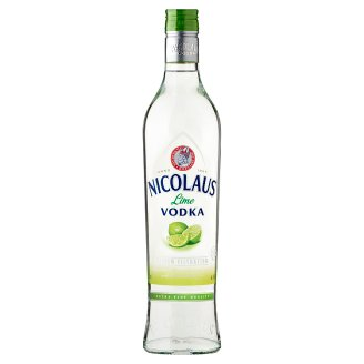 Nicolaus Lime Vodka 38% 700 ml