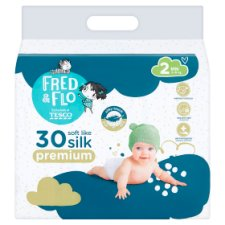 image 1 of Fred & Flo Premium 2 Mini 3-6 kg Nappies 30 pcs