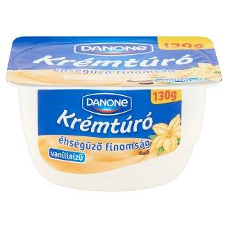 Danone Vanilla Flavoured Cottage Cheese Cream 130 g