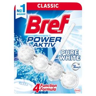 Bref Power Aktiv Pure White toalett frissítő 50 g