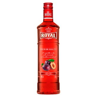 Royal Plum Liqueur 30% 0,5 l