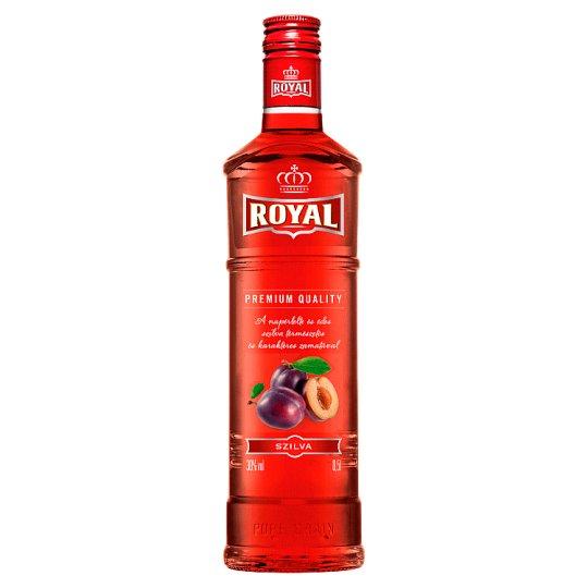 Royal szilva likőr 30% 0,5 l