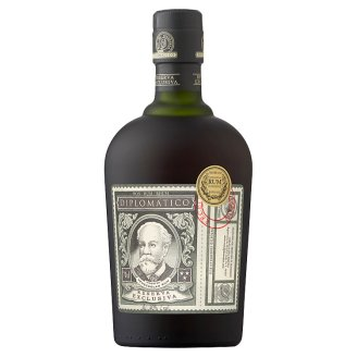 Diplomático Exclusiva 12 Years Old Rum 40% 0,7 l