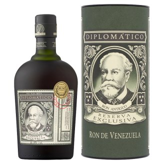 image 2 of Diplomático Exclusiva 12 Years Old Rum 40% 0,7 l