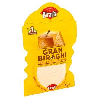 Biraghi Gran Biraghi Freshly Grated, Italian Long Maturing Hard Cheese 50 g