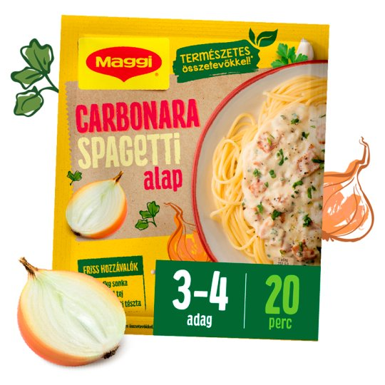 Maggi Carbonara Spaghetti Mix 30 g