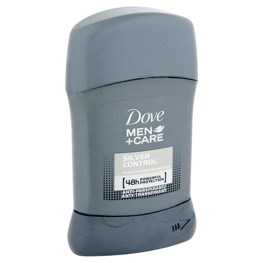 Dove Men+Care Silver Control Anti-Perspirant Stick 50 ml