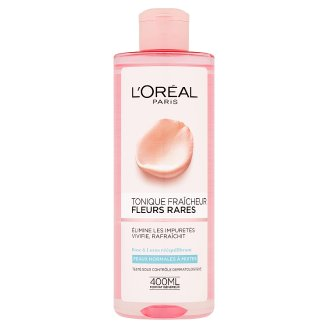 L'Oréal Paris Toner with Power of Rare Flowers for Normal to Combination Skin 400 ml