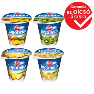 Zott Jogobella Exotic Yoghurt with Live Cultures in 4 Flavours 150 g