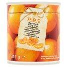 Tesco Mandarines in Light Syrup 312 g
