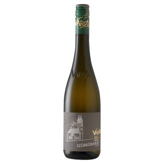 Varga Szürkebarát Medium Sweet White Wine 11% 0,75 l