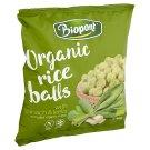 Biopont Organic Gluten-Free Rice Balls with Spinach & Leek 60 g