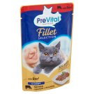 PreVital Complete Food for Adult Cats with Beef in Gravy 85 g