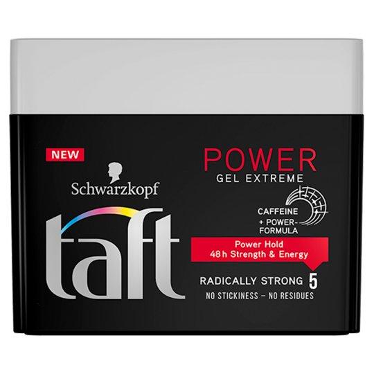 Taft Power Hair Gel Extreme Radical Strong 250 ml