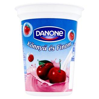 Danone Könnyű és Finom meggyízű, élőflórás, zsírszegény joghurt 400 g