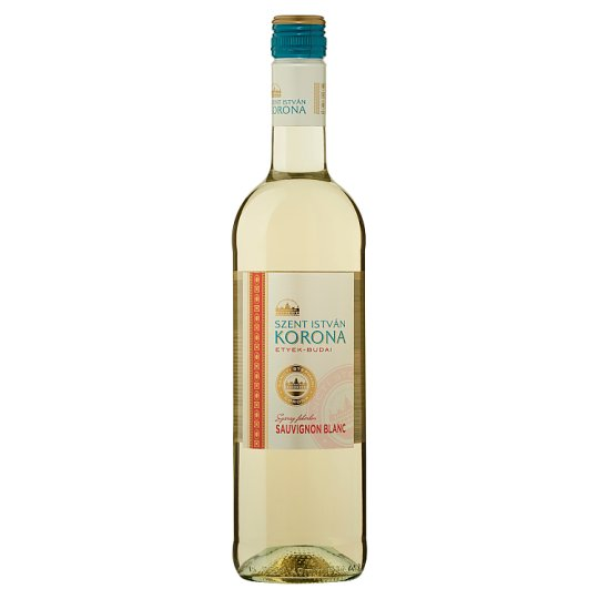 Szent István Korona Etyek-Budai Sauvignon Blanc száraz fehérbor 0,75 l
