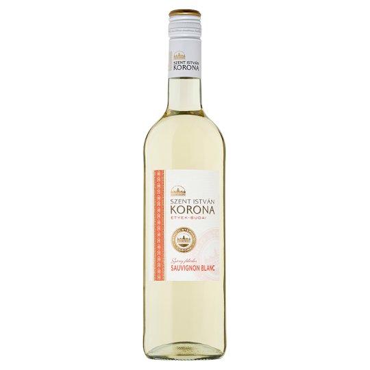 Szent István Korona Etyek-Budai Sauvignon Blanc Dry White Wine 0,75 l