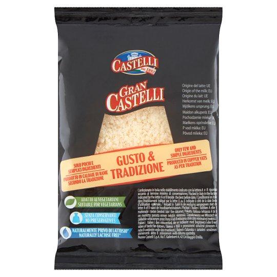 Gran Castelli Semi-Fat Extra Hard Grated Cheese 50 g