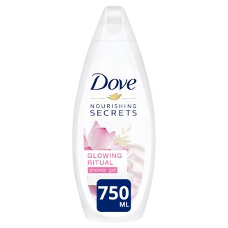 Dove Nourishing Secrets Glowing Ritual tusfürdő 750 ml