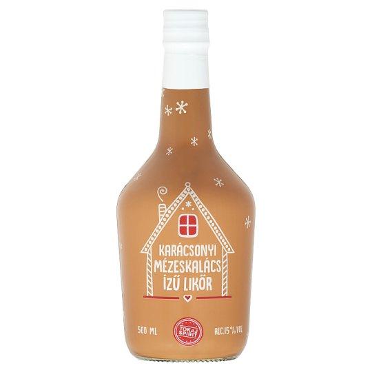 Tokaj Spirit Christmas Gingerbread Flavoured Cream Liqueur 15% 500 ml