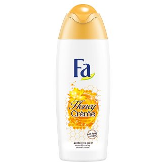 Fa Honey Crème Shower Gel with Golden Iris Scent 400 ml
