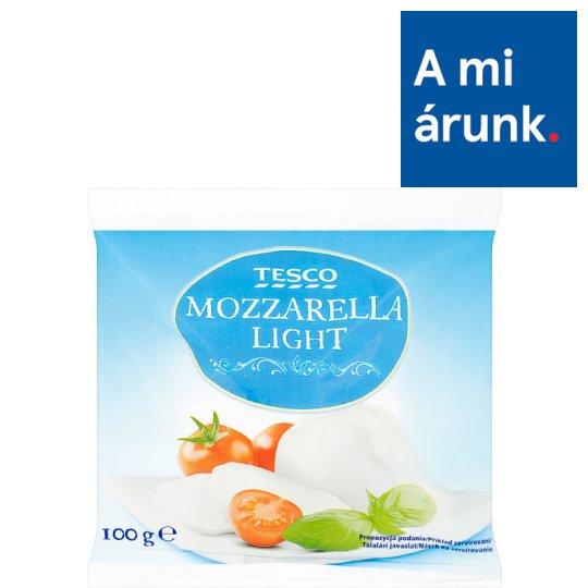 Tesco Light Mozzarella 100 g