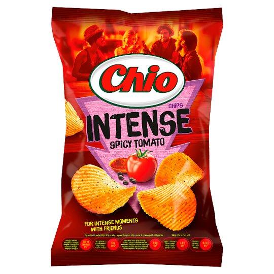 Chio Intense Tomato-, Chili- and Pepper Flavoured Potato Chips 70 g