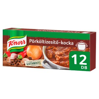 Knorr Stew Stock Cube 12 pcs 120 g