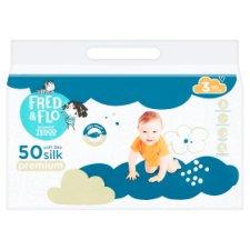 image 1 of Fred & Flo Premium 3 Midi 5-9 kg Nappies 50 pcs