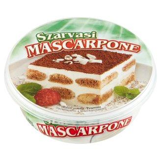 Szarvasi Mascarpone Cream Cheese 250 g