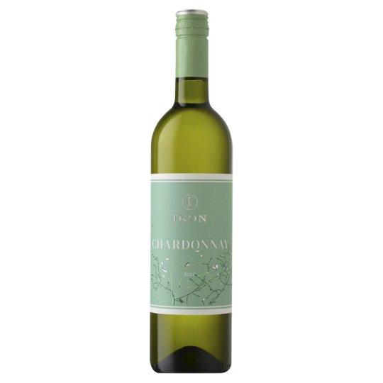 Ikon Chardonnay Dry White Wine 12% 0,75 l