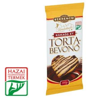 Szerencsi Konyhatündér Cocoa Dark Compound 100 g
