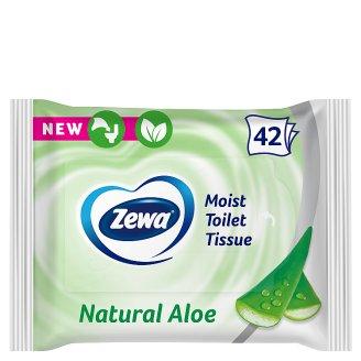 Zewa Aloe Vera nedves toalettpapír 42 db