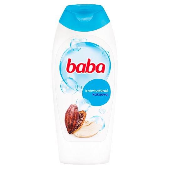 Baba Cocoa Butter Creamy Shower Gel 400 ml
