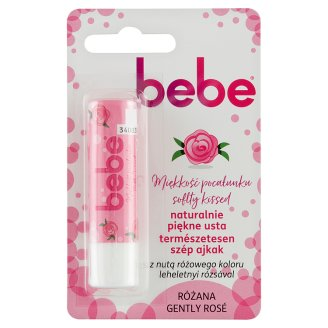 Bebe Young Care halvány rózsa ajakír 4,9 g