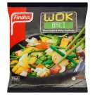 Findus Wok Bali Quick-Frozen Mix of Slightly Seasoned Wok Vegetables 325 g