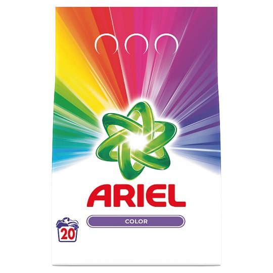Ariel Washing Powder Color & Style 1,5 Kg 20 Washes