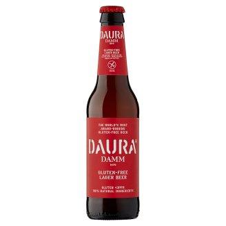 Daura Damm Gluten-Free Import Lager Spanish Beer 5,4% 0,33 l