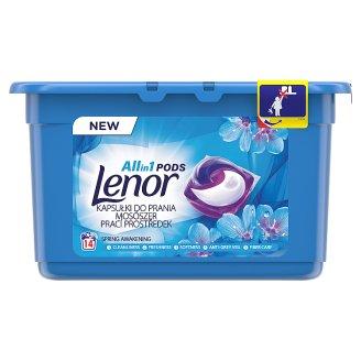 Lenor Washing Capsules Spring Awakening 14 Washes