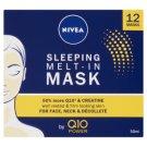 NIVEA Q10 Power Sleeping Night Mask 50 ml