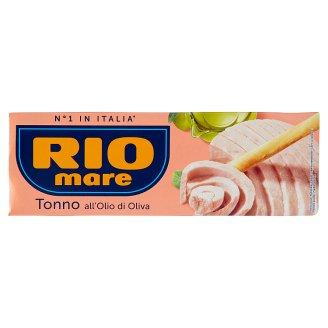 Rio Mare Tuna Piece in Olive Oil 3 x 80 g