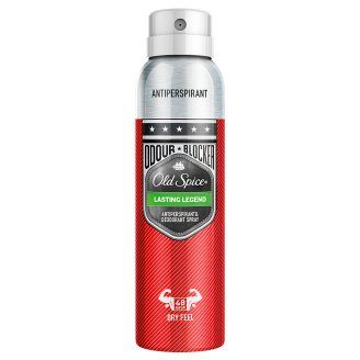 Old Spice Lasting Legend Antiperspirant And Deodorant Spray 150Ml
